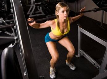 программа тренировок для женщин с интенсивной нагрузкой