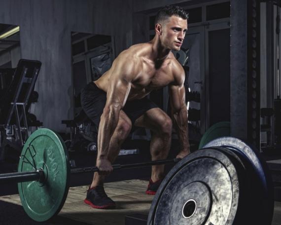Силовая тренировка для мужчин