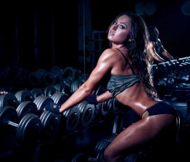 Упражнения на силу для женщин